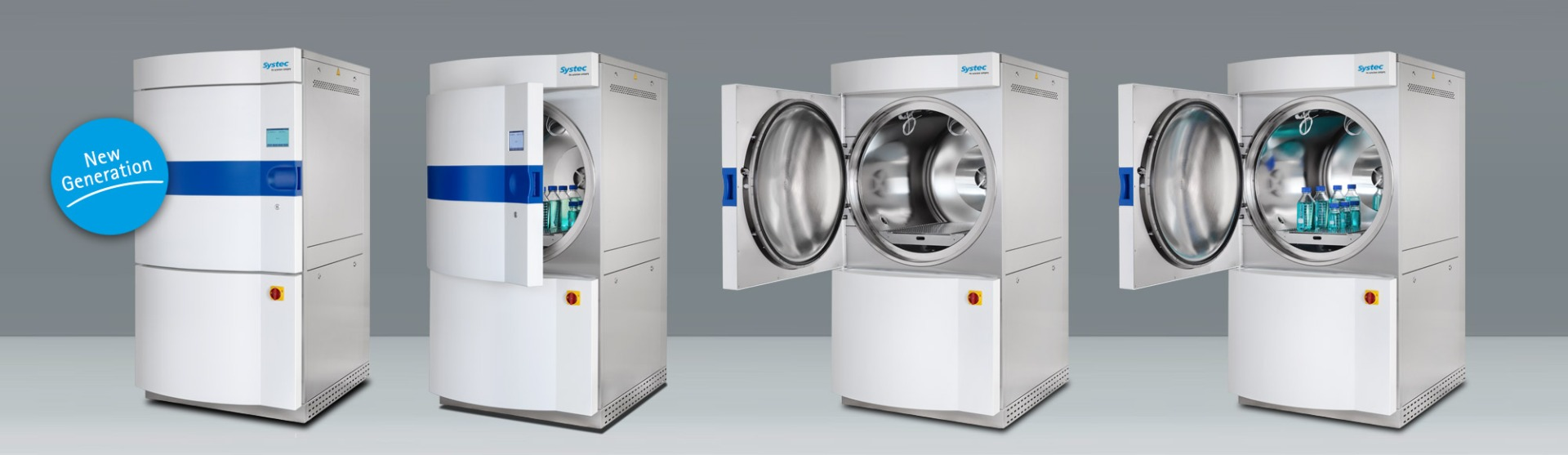 Systec H Series Autoclaves