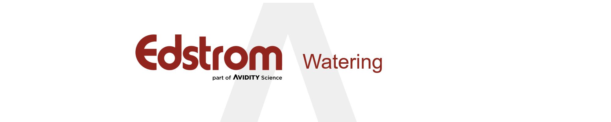Edstrom Watering
