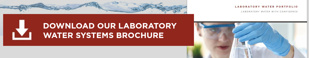 Download our Lab Water Brochure