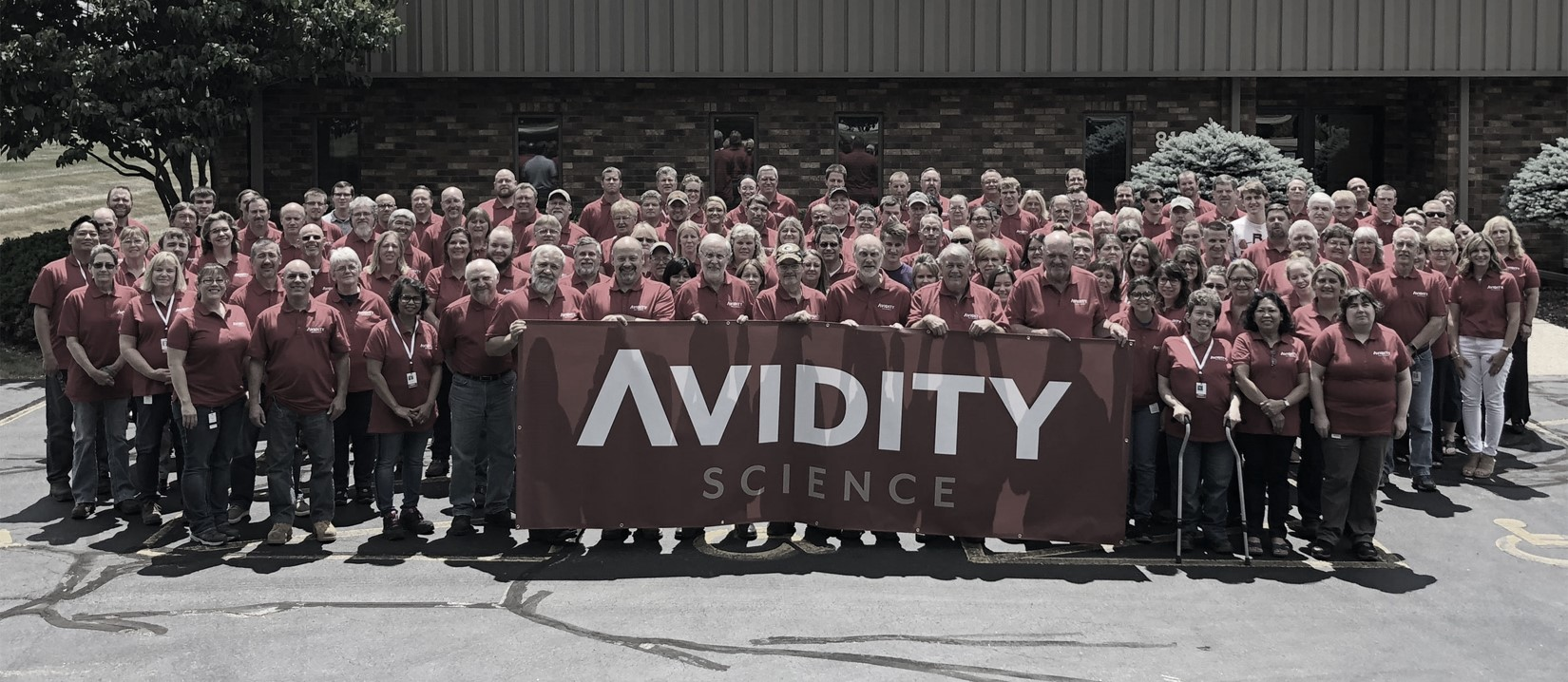 Avidity Group Shot