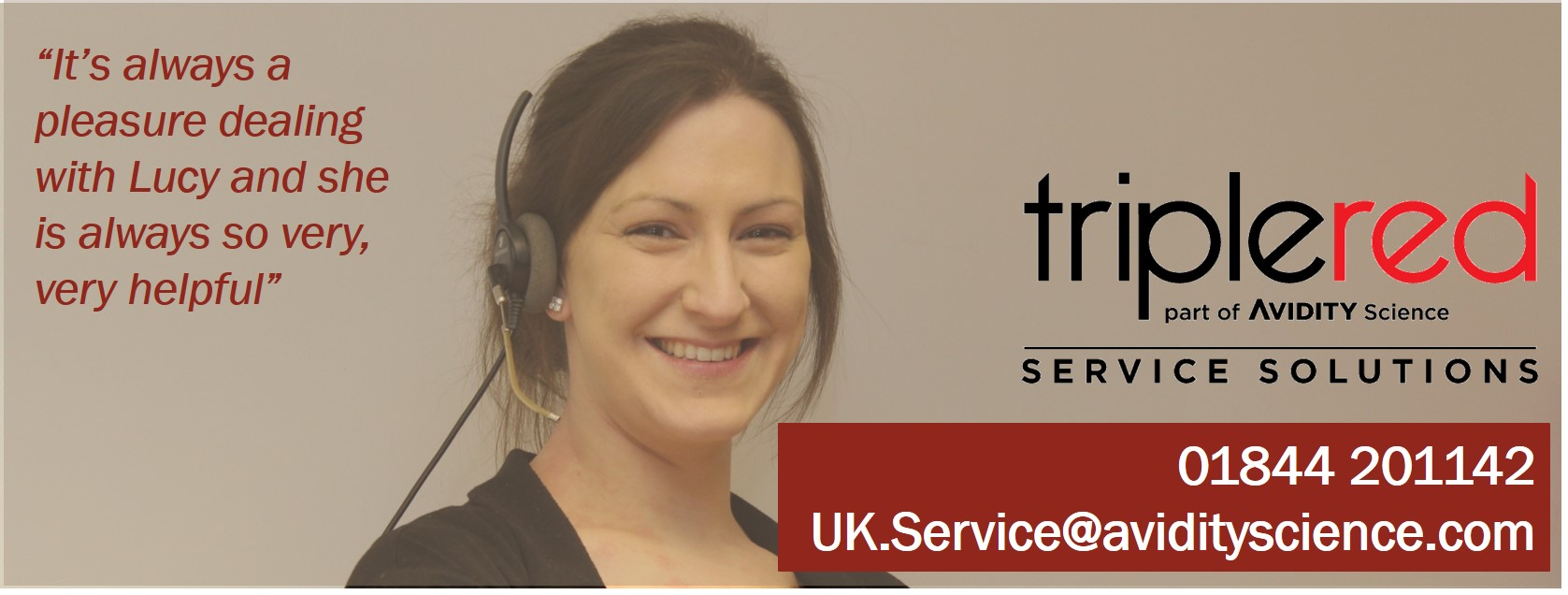Triple Red Service Solutions - Support