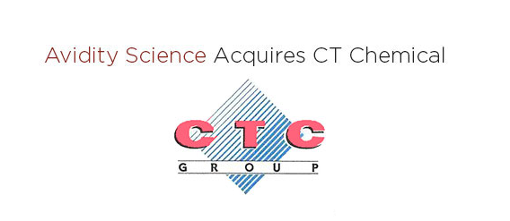 Avidity Science Acquires CT Chemicals Inc.