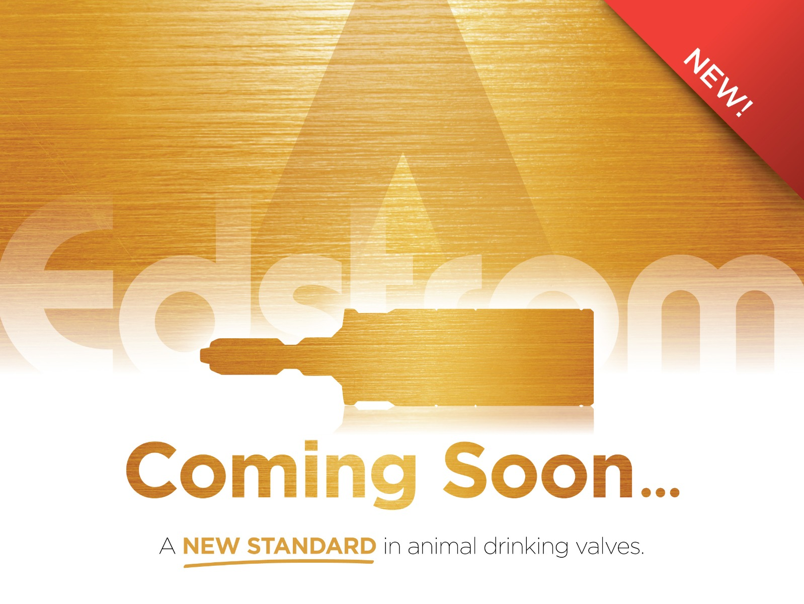 Gold Series Animal Drinking Valve