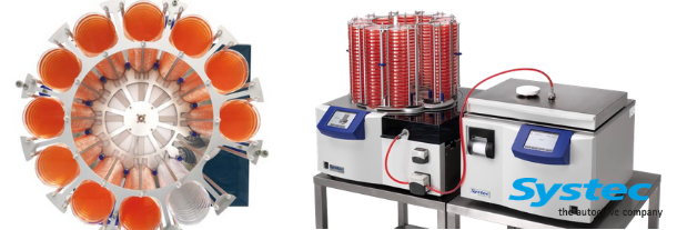 Systec Mediaprep & Mediafill: The Ultimate Automated Dispensing Solution