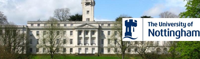 university of nottingham case study