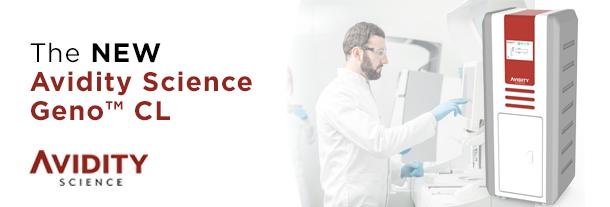 The new Avidity Science Geno CL