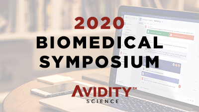 Avidity Science Biomedical Symposium
